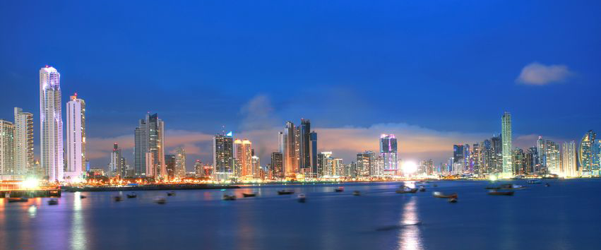 Panama City Image