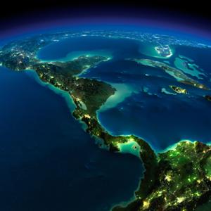 Panama Map Image